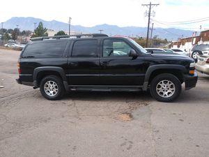 2002 Chevy Suburban Z71 for Sale in Colorado Springs, CO