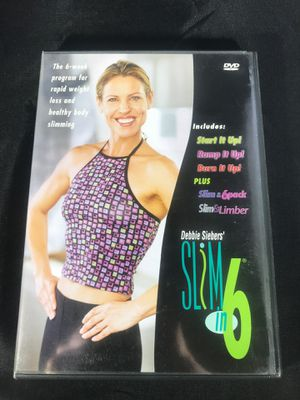 Slim in six work out by Beachbody - DVD at home workout fitness for Sale in Indianapolis, IN