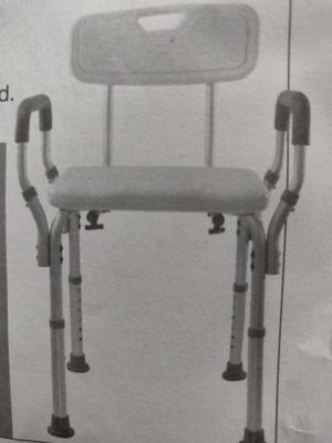Shower Seat with Arms and back for Sale in Los Angeles, CA