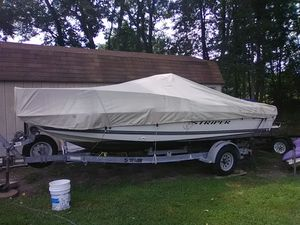 2000 Sea Swirl Striper for Sale in Berlin, MD