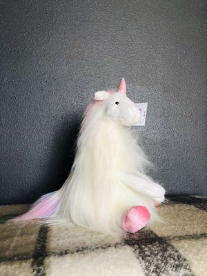 Pink unicorn plush stuffed animal for Sale in Compton, CA