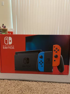 Brand new Nintendo Switch for Sale in Orem, UT