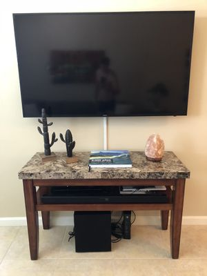 Sofa Table, Coffee Table, and Side Table set. for Sale in West Palm Beach, FL