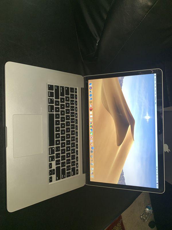 "Macbook pro 2013 15"" 500gb 8 ram"