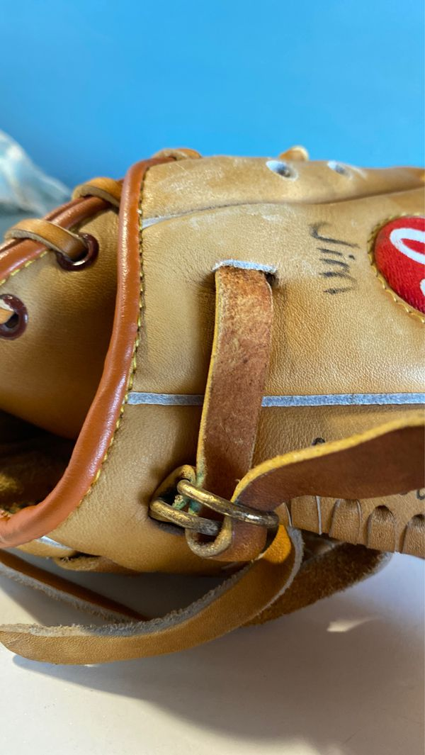 Rawlings Leather Baseball Glove