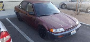 88' honda civic dx for Sale in Palmdale, CA