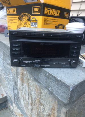 Radio cd 6 mp3 for Sale in Worcester, MA