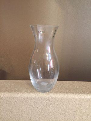 GLASS FLOWER VASE for Sale in Las Vegas, NV