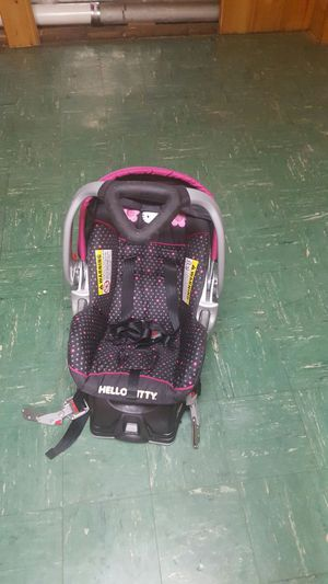 hello kitty car seat for Sale in Trenton, NJ