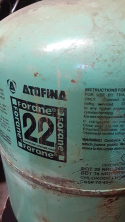 R 22 freon for Sale in Hayward,  CA