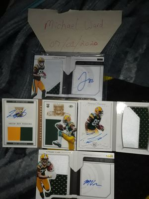 Packers rookie booklet lot of 4 for Sale in Clarksville, TN