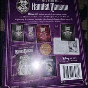 Disney Tales from the Haunted Mansion Book Series books 1-5 Brand New Sealed in Plastic for Sale in Seattle, WA