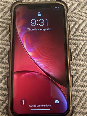 IPHONE XR RED $350 for Sale in Orlando, FL