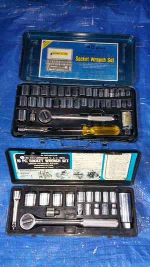 socket sets. for Sale in Evergreen, CO