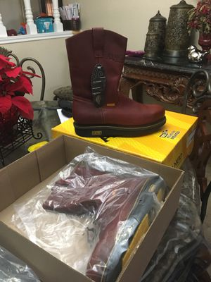Work boots brand new size 11 for Sale in Lewisville, TX