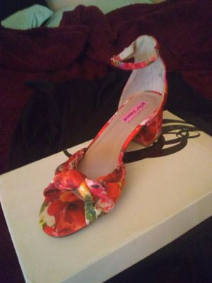 Women's Floral wedge heels for Sale in Pleasant Hill, CA