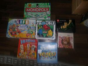 used games,unopened puzzle for Sale in Ambler, PA