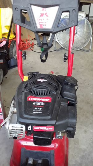 Troy bilt pressure washer for Sale in Spring Hill, FL