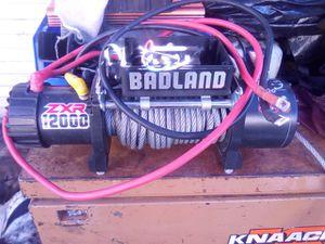 Badland winch for Sale in San Jose, CA