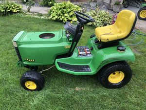 2000 LX 255 John Deere Garden Tractor for Sale in Rogers, MN