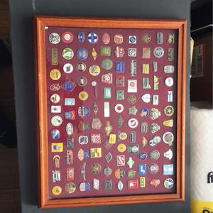 Various Railroad Pins for Sale in Commack, NY