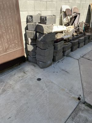 Free Retaining Wall Block for Sale in Ontario, CA