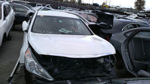 Parting out 2012 Hyundai Sonata for Sale in Kent, WA