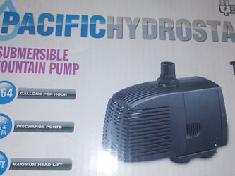 Submersible Fountain Pump for Sale in Tucson,  AZ