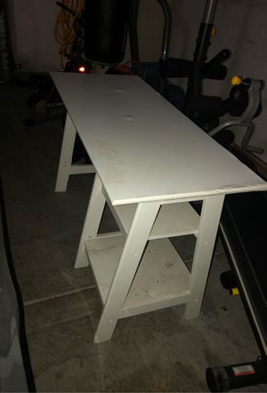 White desk for Sale in Chula Vista, CA