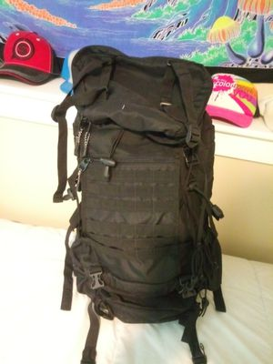 Lifeline Tactical 65L Internal Frame Hiking / Backpacking Backpack for Sale in Aurora, CO