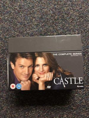 Castle DVD series for Sale in Costa Mesa, CA