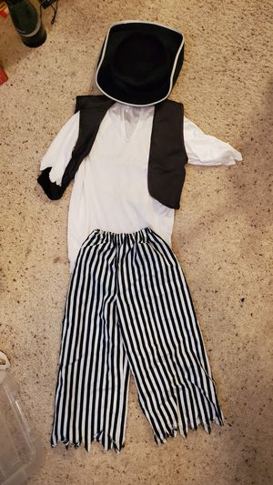 Kids pirate costume/dress up for Sale in Rancho Cucamonga, CA