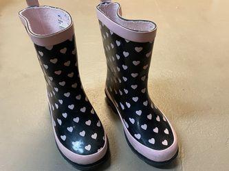 Rain Boots (kids Size 7) for Sale in Philadelphia,  PA