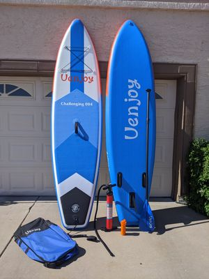 Inflatable Paddle Board / SUP for Sale in Mesa, AZ