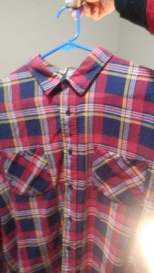 Plad XL ozark trail long sleeve shirt for Sale in Converse, TX