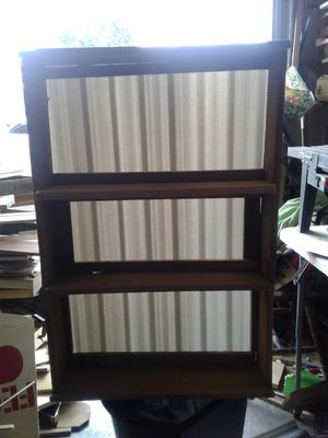 Rustic Farmhouse What not Shelves for Sale in Owensboro, KY