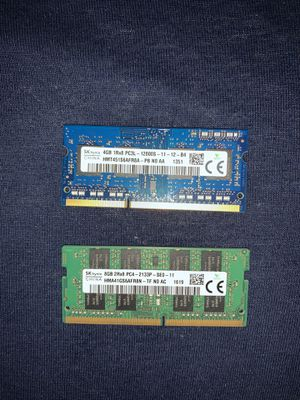 12GB of Ram for Sale in Tampa, FL