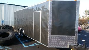 ENCLOSED TRAILERS ALL SIZES IN STOCK for Sale in Bronx, NY