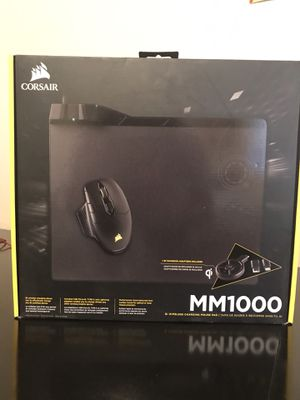 Corsair MM1000 Charging Mouse Pad for Sale in Apple Valley, CA