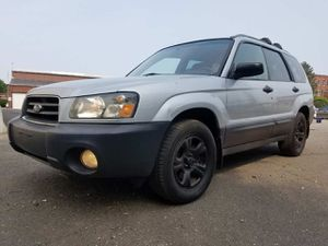 2005 Subaru Forester AWD 1OWNER LOW miles for Sale in Bridgeport, CT