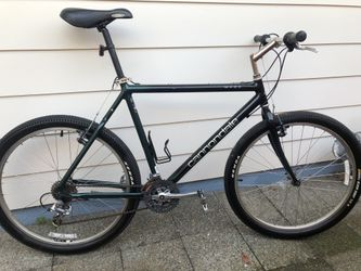 Cannondale M400, hardtail, Kenda tires, excellent paint, condition 9/10 for Sale in Happy Valley,  OR