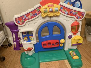 Fisher Price Learning Home (Discontinued by manufacturer) for Sale in Lewisville, TX