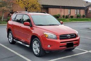 Beauty 2007 Toyota Rav4 Sport 4WDWheels for Sale in Montgomery, AL