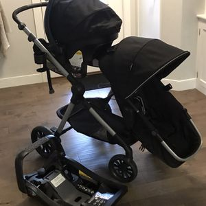Evenflo Xpand Modular Double Stroller System for Sale in Mount Joy, PA