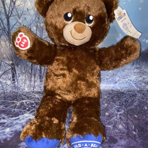New Limited edition BUILD A BEAR brown national teddy bear day 2018 plush for Sale in Long Beach, CA