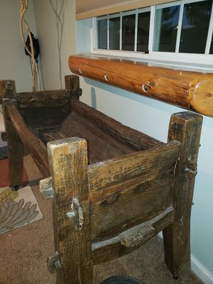 Antique feed/water trough for Sale in Tempe, AZ