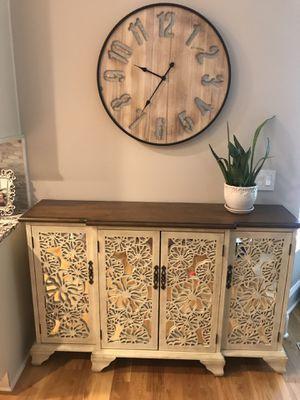 Chest with shelves for Sale in Charlotte, NC