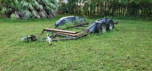 Car or equipment trailer for Sale in West Palm Beach, FL