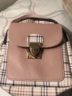 Cute Plaid Backpack for Sale in Los Angeles,  CA
