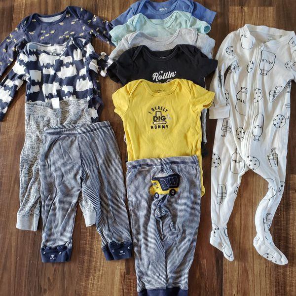 Baby Boy 12m Clothes Lot